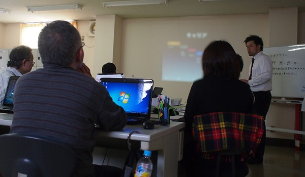 JMTC八戸教室様にて職業人講話をさせていただきました
