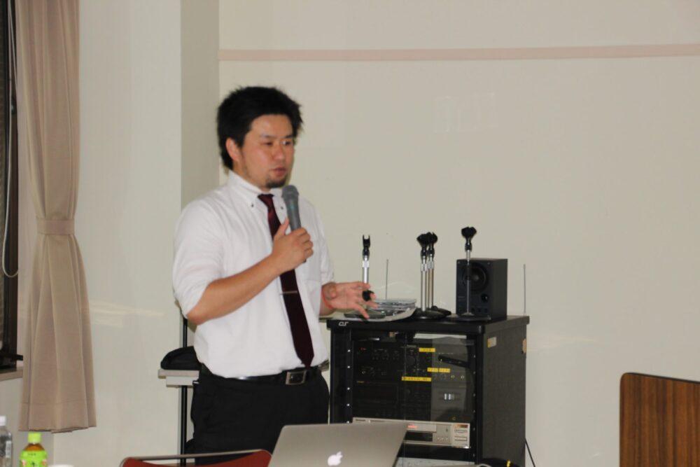 青森県総合社会教育センター様職員研修にて「情報整理術」の講師を務めました。